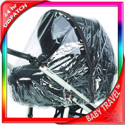 Universal Raincover 4 Norton 3 In 1 Carrycot Rain Cover - Baby Travel UK