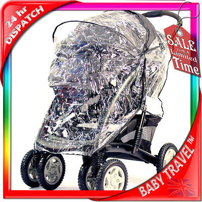 Graco Quattro Tour Deluxe Travel System Raincover