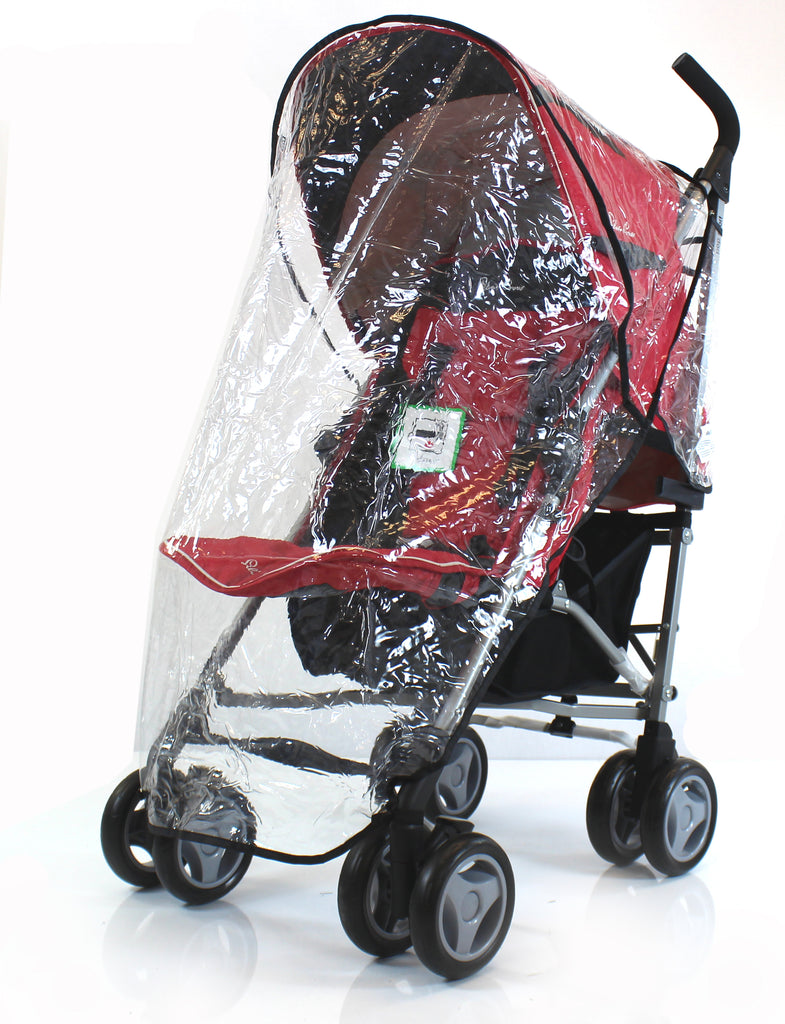 Rain Cover To Fit Mamas And Papas Voyage Stroller - Baby Travel UK  - 1