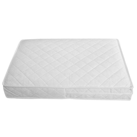 Travel Cot Mattress Square (94 x 94 x 8 cm)
