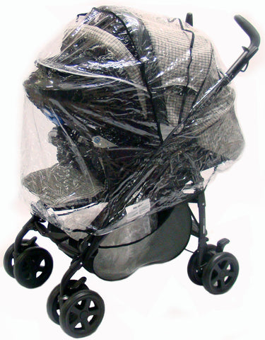 Raincover For Pliko Stroller Pushchair