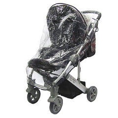 Raincover Rain Cover Fit Alvema Ito With Hood Special Needs Stroller Buggy - Baby Travel UK  - 1