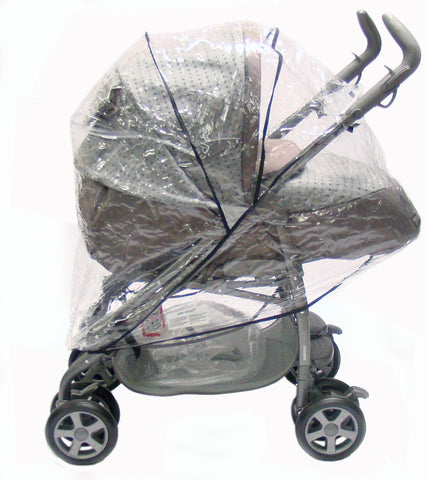 Raincover For Peg Perego M & P Pliko Pramette