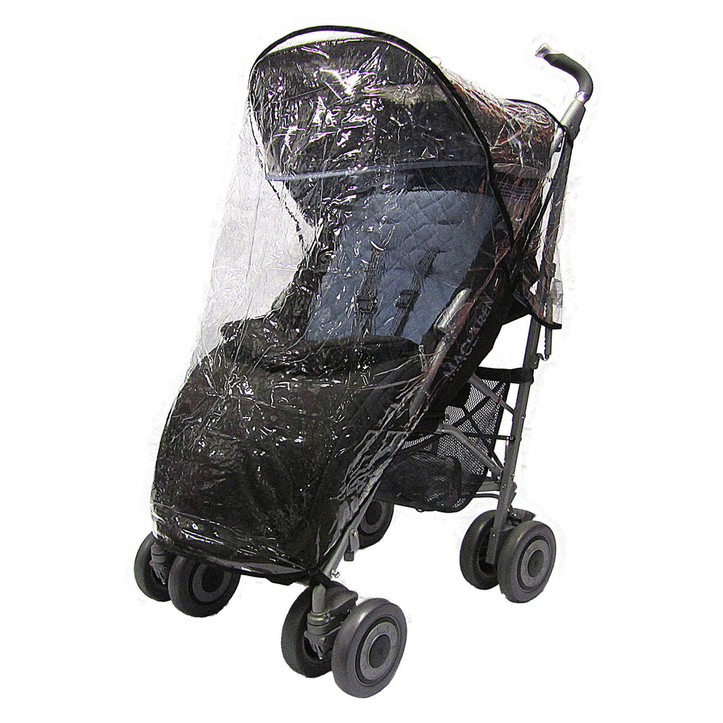 Raincover For Maclaren Techno Xt And Techno Xlr - Baby Travel UK  - 1