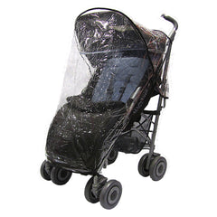 Rain Cover To Fit Cosatto I Spin Stroller - Baby Travel UK  - 1
