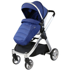 iSafe Marvel 2in1 Pram - Travel System (With Car Seat) - Baby Travel UK  - 13
