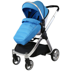 iSafe Marvel 2in1 Pram - Travel System (With Car Seat) - Baby Travel UK  - 10