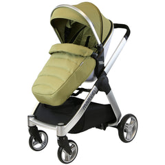 iSafe Marvel 2in1 Pram - Travel System (With Car Seat) - Baby Travel UK  - 11