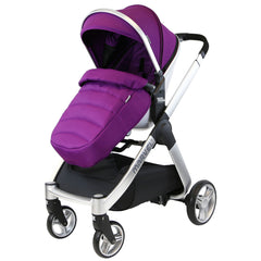 iSafe Marvel 2in1 Pram - Travel System (With Car Seat) - Baby Travel UK  - 9