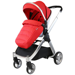 iSafe Marvel 2in1 Pram - Travel System (With Car Seat) - Baby Travel UK  - 12