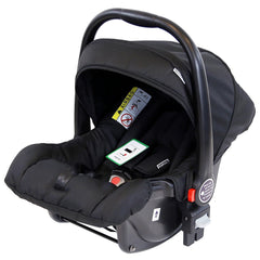 Marvel 0+ Infant Car Seat Black Pearl (Compatible With Marvel 3 in 1 Pram System)