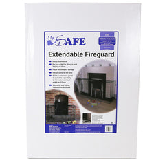 Baby Safety Fire Guard Extendable Fireguard - Baby Travel UK  - 6