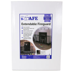 iSafe Extendable Fireguard 94 Cm X 174 Cm Width Nurseryware Fire Place Protection - Baby Travel UK  - 6