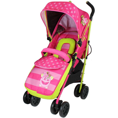 Baby Stroller Bundle Optimum Buggy With Raincover