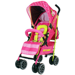 iSafe - OPTIMUM Stroller - Mea LUX (Complete With Changing Bag) - Baby Travel UK  - 11