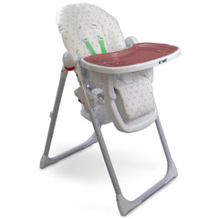 iSafe MAMA Highchair Pepper Mint - Baby Travel UK  - 2