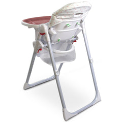 iSafe MAMA Highchair Pepper Mint - Baby Travel UK  - 3