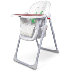 iSafe MAMA Highchair Pepper Mint - Baby Travel UK  - 4