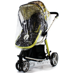 Rain Cover To Fit Concord Neo - Baby Travel UK  - 3