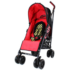 iSafe buggy Stroller Pushchair - Racer (Complete With Bumper Bar & Rain cover) - Baby Travel UK  - 5