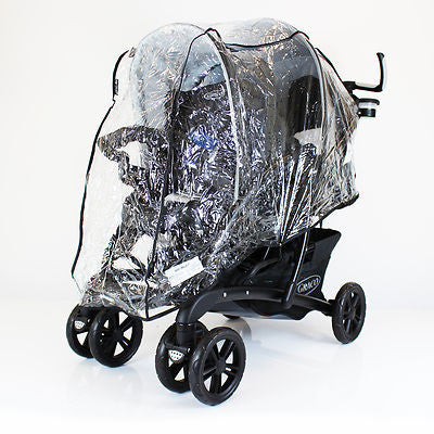 Raincover For Graco Quattro Tour Duo Tandem Double