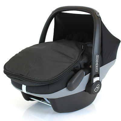 Universal Car Seat Footmuff CosyToes Britax Baby Safe Car Seats - Baby Travel UK  - 5