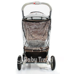 Travel System Raincover To Fit - Joie Litetrax (Heavy Duty, High Quality) - Baby Travel UK  - 4