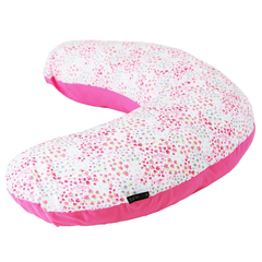 Maternity Pregnancy Breast Feeding Pillow Bed of Roses