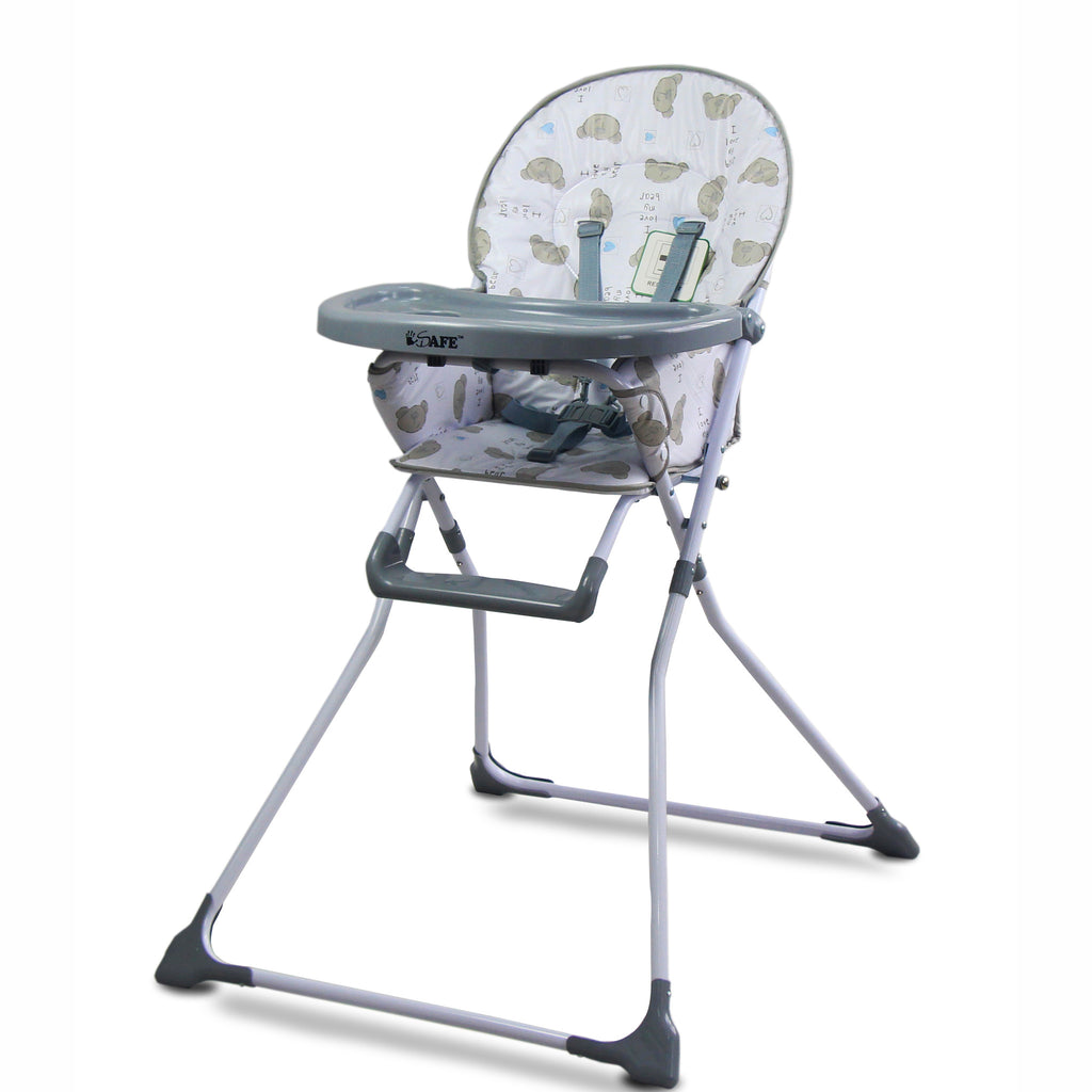 iSafe Highchair YummyLUV - My Bear - Baby Travel UK  - 1