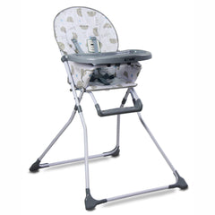 iSafe Highchair YummyLUV - My Bear - Baby Travel UK  - 2