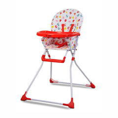 iSafe Highchair YummyLUV - Letters - Baby Travel UK  - 1