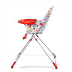 iSafe Highchair YummyLUV - Letters - Baby Travel UK  - 3