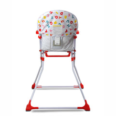 iSafe Highchair YummyLUV - Letters - Baby Travel UK  - 4