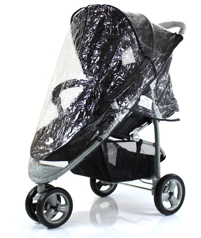 Rain Cover For Zeta Lite Stroller Raincover Zipped