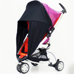 Sunny Sail Universal Quinny Zapp Buggy Pram Stroller Shade Parasol Substitute - Baby Travel UK  - 13