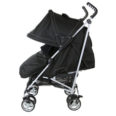 Baby Stroller Zeta Vooom Black Complete Moon & Stars H&S Black Complete - Baby Travel UK  - 3