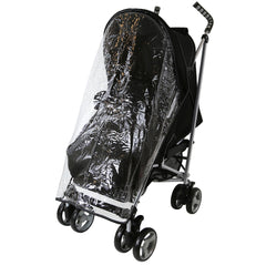 Baby Stroller Zeta Vooom Black Complete Moon & Stars H&S Black Complete - Baby Travel UK  - 7