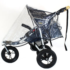 Raincover Compatible With Mothercare Urban Detour 3 Wheeler - Baby Travel UK  - 2