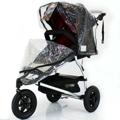 Raincover Fts Baby Jogger City Mini Micro Pushchair - Baby Travel UK  - 5