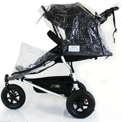 Raincover Fts Baby Jogger City Mini Micro Pushchair - Baby Travel UK  - 6