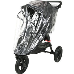 Baby Jogger City Mini Single Raincover - Baby Travel UK  - 6