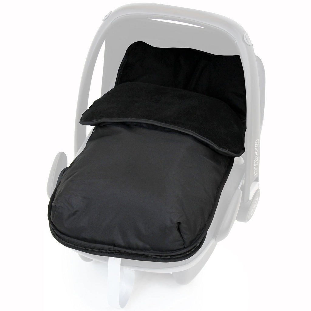 Universal Car Seat Footmuff/cosy Toes Graco Newborn Carseat Baby Boy Girl New - Baby Travel UK  - 3