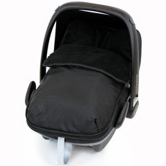 Universal Car Seat Footmuff/cosy Toes. Maxi Cosi Pebble Cabrio Fix Baby Newborn - Baby Travel UK  - 2