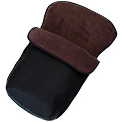Universal Car Seat Footmuff/cosy Toes. Maxi Cosi Pebble Cabrio Fix Baby Newborn - Baby Travel UK  - 8
