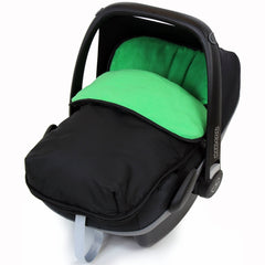 Footmuff For Mamas And Papas Cybex Aton Newborn Car Seat Cosy Toes Liner - Baby Travel UK  - 11