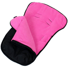 Universal Car Seat Footmuff/cosy Toes. Maxi Cosi Pebble Cabrio Fix Baby Newborn - Baby Travel UK  - 25