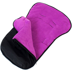 Universal Car Seat Footmuff/cosy Toes Joie Newborn Carseat Baby Boy Girl New - Baby Travel UK  - 33