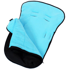 Universal Car Seat Footmuff/cosy Toes, Warmer Newborn Baby Boy Girl New Blanket - Baby Travel UK  - 21