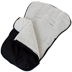 Footmuff For Mamas And Papas Cybex Aton Newborn Car Seat Cosy Toes Liner - Baby Travel UK  - 38
