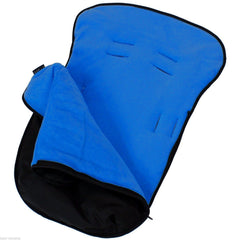 Universal Car Seat Footmuff/cosy Toes, Warmer Newborn Baby Boy Girl New Blanket - Baby Travel UK  - 41